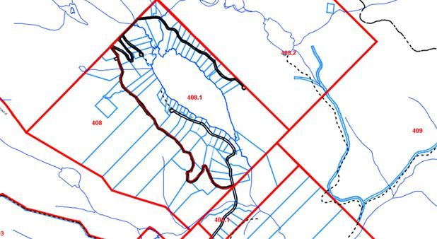 Zones 408.1- Zones visées : 408.1, 406.1, 408, 409